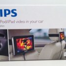 Philips PV7002i/37 TwinPlay 7-Inch Dual Screen In-Car Video Viewer for iPod, iPhone and iPad
