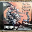 ZOETROPE - Mind Over Splatter CD SEALED Red Light Records 1993 OOP HTF