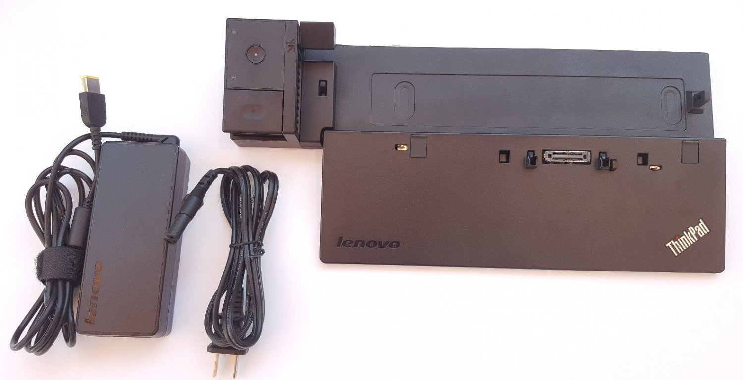 Lenovo Thinkpad Ultra Dock 40A2 SD20A06037 04W3951 DVI USB