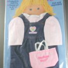 "Betsy B'Gosh Collectible Clothing Denim Jumper 15"" Doll"