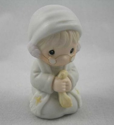 Grandfather Preacher Figurine Sugar Town Precious Moments #529516