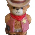 Lucy and Me - Cowboy Bear E7131