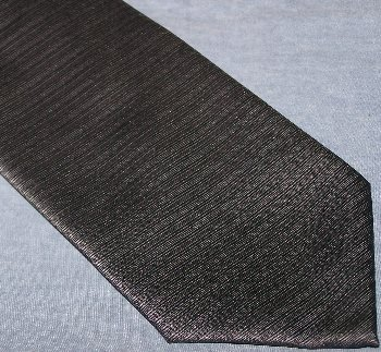 Giorgio Mariani Cravatte Tie Necktie Solid Gray C130 ~