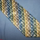 National Palace Museum Striped Tie Necktie C107 ~