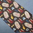 Andrew Scott Novelty Silk Tie Necktie Shirts Ties C18 ~