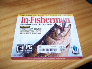 In-Fisherman Freshwater Trophies Bass PC NEW