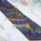 Jhane Barnes Silk Tie Power W70