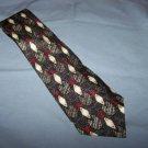 Countess Mara Blue Silk Tie Necktie