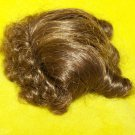 "Vintage Cheri's Collection Doll Wig Dutchess 6""-7"" Lt. Brown Hair Macau"