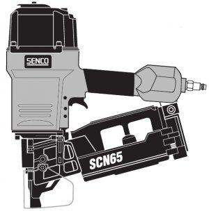 Senco Scn65 Framing Nailer O Ring Parts Rebuild Kit