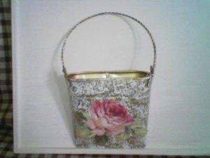 Rose Wall Pocket