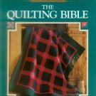 Singer Quilting Bible - 1997 Sewing Reference Library -Hardcover