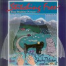 Stitching Free: Easy Machine Pictures, Shirley Nilsson - free-motion quilting art quilts -Paperback