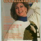 Workbasket February 1990 Sunny Vacation, Summer, Tropical Themes: Needlework Crafts Foods Gardening