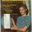 Workbasket May 1982 Knit, Crochet, Tatting, Sewing, Quilting, Crafts, Foods, Gardening