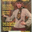 Workbasket October 1982 Fall issue: Needlework, Sewing, Quilting, Crafts, Foods, Gardening