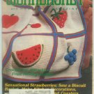 Workbasket March 1983 Strawberries: Needlework, Sewing, Crafts, Foods, Gardening