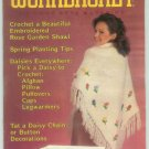 Workbasket April 1983 Flowers: Knit, Crochet, Tatting, Foods, Gardening