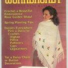 Workbasket April 1983 Flowers: Knit, Crochet, Tatting, Foods, Gardening