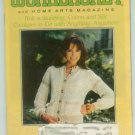 Workbasket March 1984 Knit, Crochet, Tatting, Sewing, Crafts, Foods, Gardening