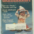 Workbasket March 1985 Needlework, Sewing, Quilting, Crafts, Foods, Gardening