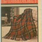 Workbasket October 1962 Crochet, Tat, Knit, Crafts, Food, Gardening