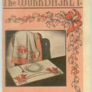 Workbasket November 1962 Crochet, Tat, Knit, Crafts, Food, Gardening: Holidays