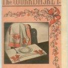 Workbasket November 1962 Crochet, Tat, Knit, Crafts, Food, Gardening: Holidays