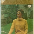 Workbasket September 1968 Crochet, Knit, Tat, Crafts, Foods, Gardening
