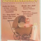 Workbasket August 1986 Knit, Crochet, Tatting, Foods, Gardening