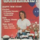 Workbasket January 1987 Knit, Crochet, Tatting, Sewing, Quilting, Crafts, Foods, Gardening