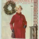 Workbasket December 1970 Knit, Crochet, Tatting, Crafts, Foods, Gardening