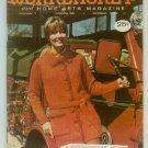 Workbasket October 1972 Needlework, Crafts, Foods, Gardening