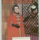 Workbasket October 1973 Needlework, Crafts, Foods, Gardening