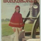 Workbasket December 1976 Knit, Crochet, Tatting, Sewing, Crafts, Foods, Gardening