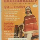 Workbasket November 1977 Knit, Crochet, Tatting, Crafts, Foods, Gardening