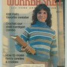 Workbasket September 1979 Knit, Crochet, Tatting, Sewing, Crafts, Foods, Gardening