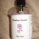 WONDROUS LUXURIES DESIGN YOUR OWN NATURAL 8 oz SILKY BODY LOTION PICK FROM 90 FRAGRANCES