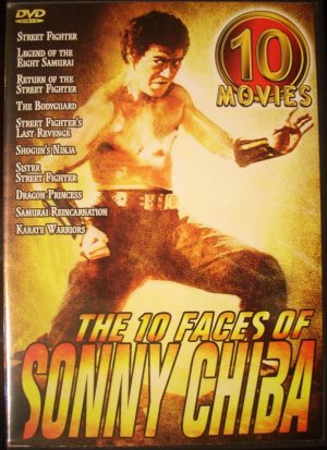 The 10 Faces of Sonny Chiba