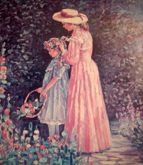 God's Grove Painting (Print)