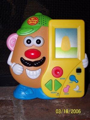 Mr. PotatoHead Game