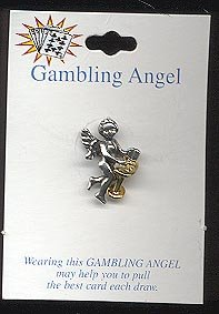 GA-2 Black Jack Gambler Angel