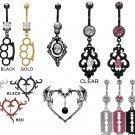 Misc Body Jewelry LOT 20-30 pieces