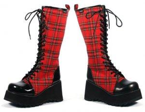 Scene Women's Knee High Boots
