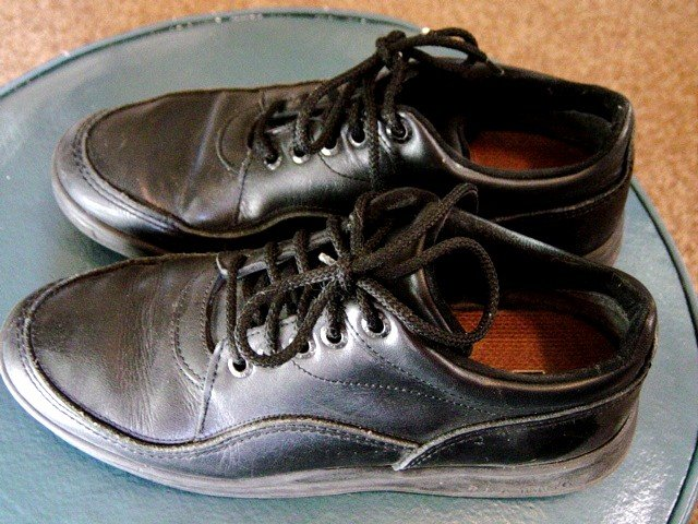 Woman's RedWing Comfort Zone Shoes Black Size 7.5 B #900030