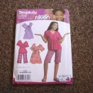 Simplicity 3904 That's So Raven Pattern Girls' Plus 8 1/2-16 1/2  #900444