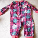 Hasbro Playskool Baby Bear Onesie PJs 3-6m 11-17 Lbs. Infant clothes  #900471