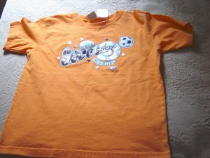 Simply Basic Girl's Soccer Champ T-Shirt Size 7-8 100% Cotton #900474