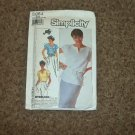 Simplicity 8084 Misses' Pullover Tops Pattern Sizes RR 14-16  #900536