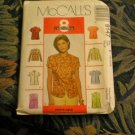 McCall's 9147 Eight Great Looks One Easy Pattern Size F (16, 17, 18) #900553